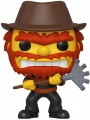 Funko Pop! TV: The Simpsons Treehouse of Horror-  Evil Groundskeeper Willie (2019 Fall Convention)