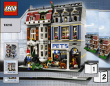 Lego 10218 Pet Shop