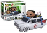 Ghostbusters: ECTO-1 with Winston Zeddemore