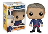 Doctor Who Twelveth Doctor