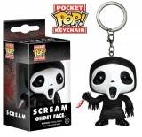 Pop! Keychain Ghost Face