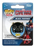 Pop! Pins Civil War Black Panther