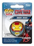 Pop! Pins Civil War Iron Man