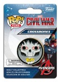 Pop! Pins Civil War Crossbones