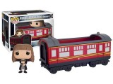 Hogwarts Express Carriage with Hermione Granger