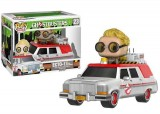 Funko Pop Rides: Ghostbusters 2016 - Ecto-1 Action Figure with Jillian Holtzmann