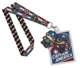 Lanyards Marvel Captian America