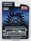 Greenlight Hollywood Limited Edition: Supernatural 1967 Chevrolet Impala Sport Sedan CHASE