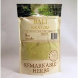 Remarkable Herbs Organic Bali Kratom Powder 8OZ