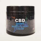 Magic-E-Lixir 4OZ CBD Muscle & Joint Cream Extra Strength 500MG