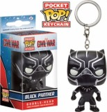 Pop! Keychain Civil War Black Panther
