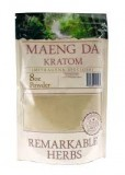 Remarkable Herbs Organic Maeng Da Kratom Powder 3OZ