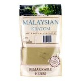 Remarkable Herbs Organic Malaysian Kratom Powder 3OZ