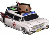 Funko Pop! Rides: Ghostbusters- ECTO-1 with Winston Zeddemore