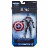 MLS IWEG: Captain America