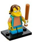 2014 The Simpsons Series 1 Nelson Muntz