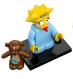 2014 The Simpsons Series 1 Maggie Simpson