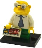 2015 The Simpsons Series 2 Hans Moleman