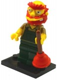 2015 The Simpsons Series 2 Groundskeeper Willie