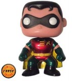 Funko Pop! Heroes: DC Universe- Robin (Chase)