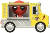 Funko Pop! Dorbz Rides: Marvel- Deadpool and Chimichanga Truck