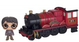 Funko POP Rides: Harry Potter -Hogwarts Express Engine with Harry Potter