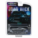 Greenlight Hollywood 1:64:  John Wick 2014 1969 Ford Mustang BOSS 429