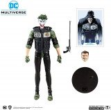 DC Multiverse Batman White Knight Joker