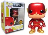 Funko POP! DC Super Heroes: The Flash  (METALLIC CHASE)