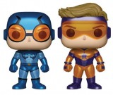 Funko Pop! Heros: Blue Beetle & Booster Gold (PX Exclusive)