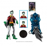 DC Multiverse Collector Robin Crow