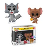 Funko Shop: Flocked Tom and Jerry ( Funko Shop Exclusive)