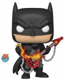 Funko Pop! Heroes: : Death Metal Batman (Guitar Solo) -PX Exclusive