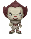Funko Pop! Movies: IT- Pennywise with Boat (Chase)