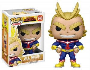 MHA All Might