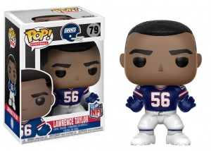 NFL: Lawrence Taylor - Giants