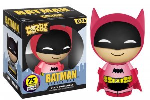 Dorbz Limited Edition: 75th Anniversary Batman Pink