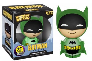 Dorbz Limited Edition: 75th Anniversary Batman Green