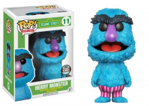 Sesame Street - Herry Monster