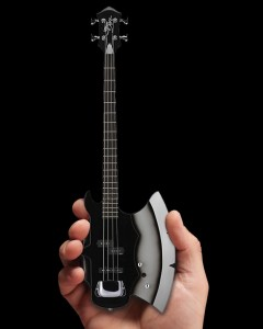 KISS® Gene Simmons Signature AXE Bass Replica