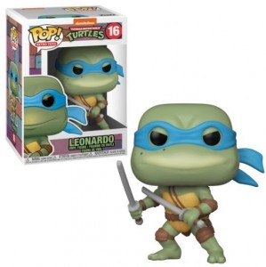 Funko Pop! Retro Toys: Teenage Mutant Ninja Turtles - Leonardo