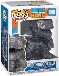 Funko Pop! Movies: Godzilla Vs Kong- Mechagodzilla (Metallic)